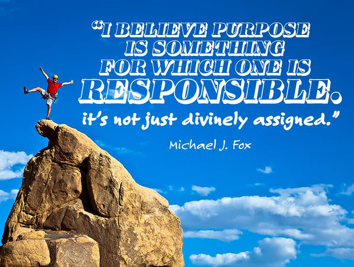 What Is Purpose Without Responsibility?