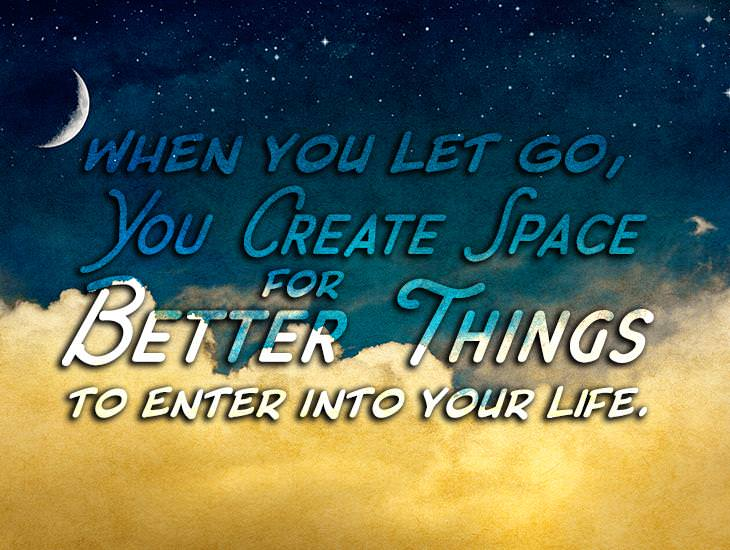 Make Space for Better Things In Life!