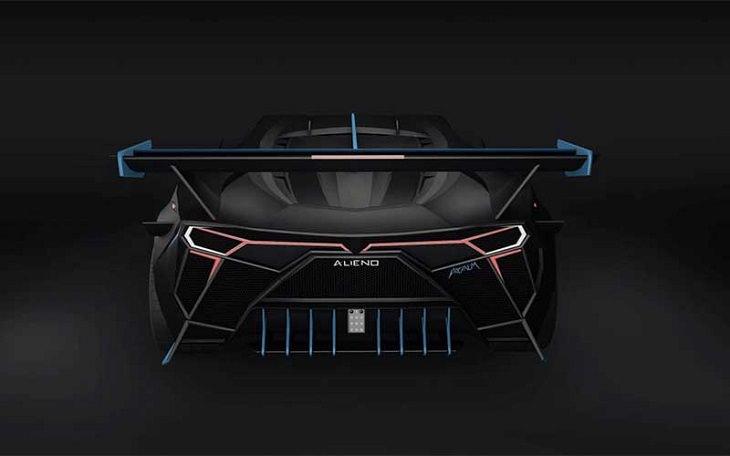 Electronic Car  - Arcanum