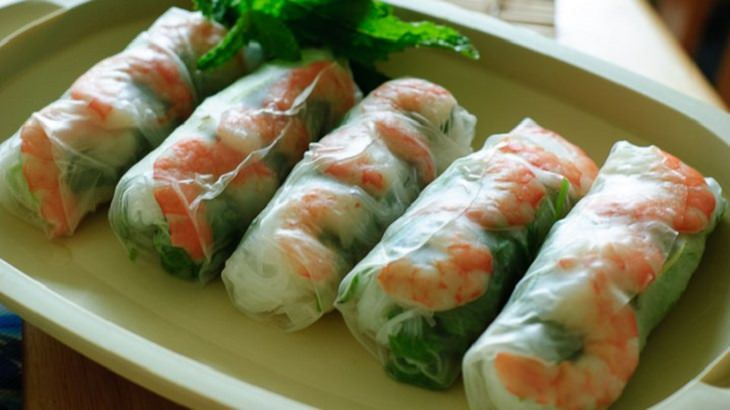 Vietnamese Spring Roll Recipe