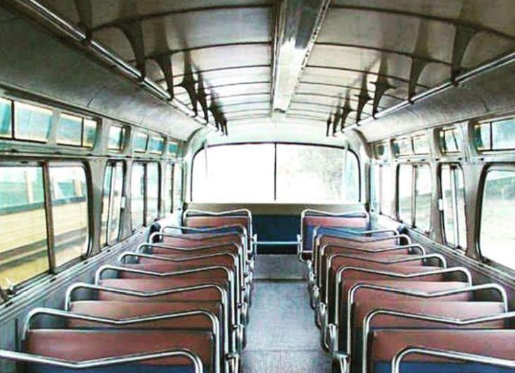 bus into a home