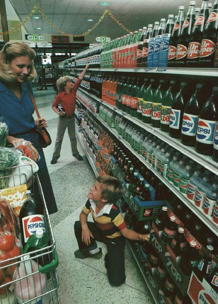 Grocery Stores from the Past