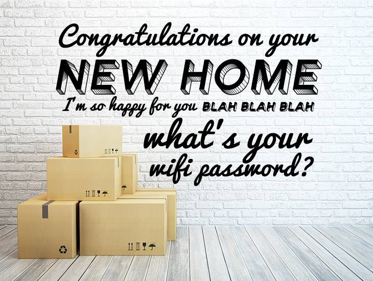 Congratulations! What's Your WiFi password?