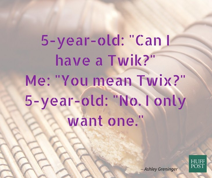Funny Kid Quotes