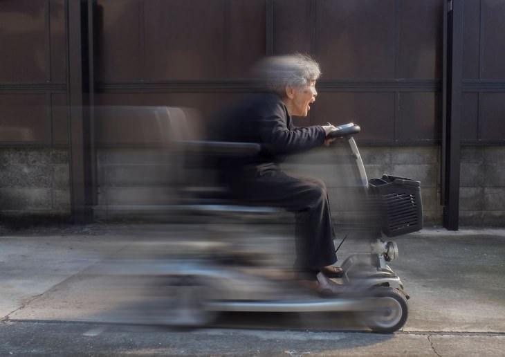Funny Japanese Grandma Photos