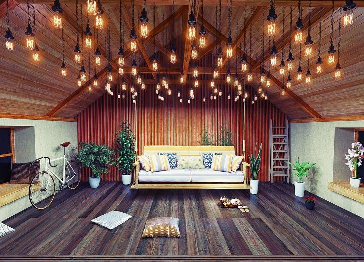 brighten a room