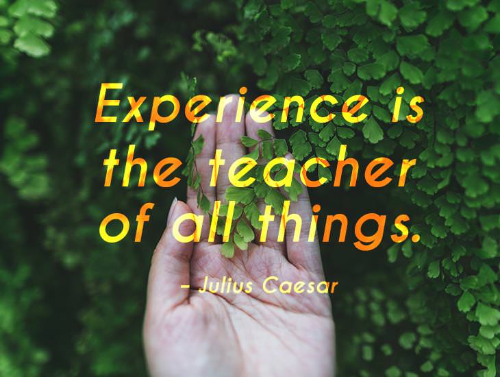 The Teacher of All Things