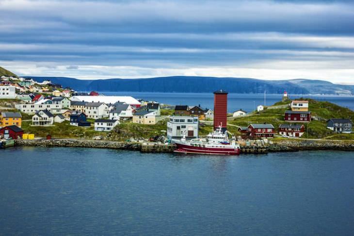 stunning cruise ports