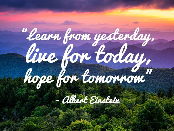 Learn, Live And Hope