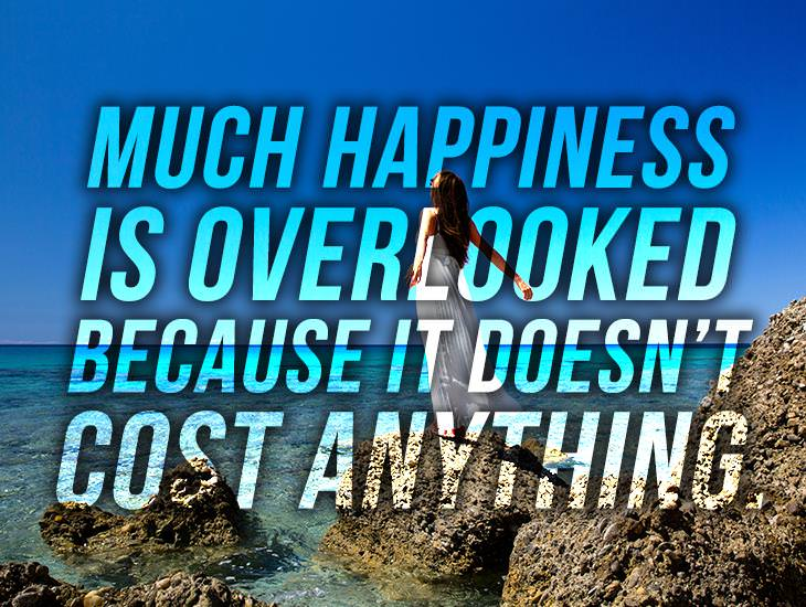 Much Happiness Is Overlooked