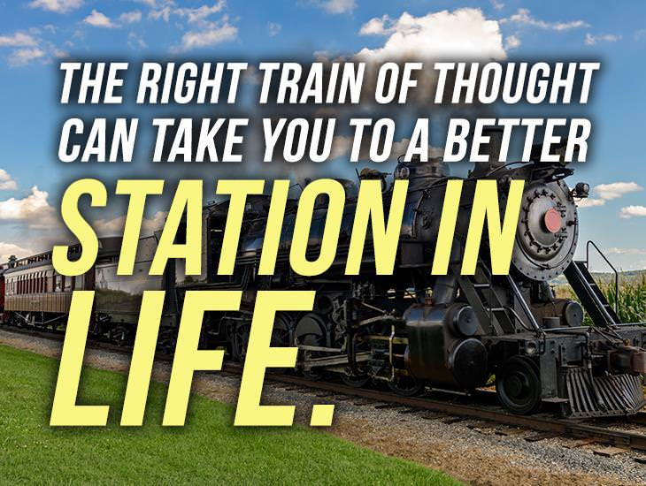 The Right Train Of Thought
