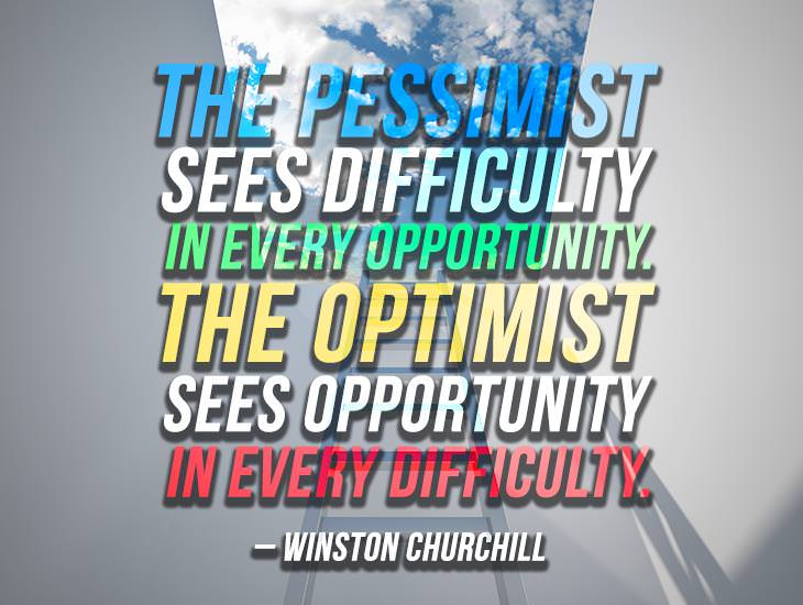 Finding Opportunity In Every Difficulty
