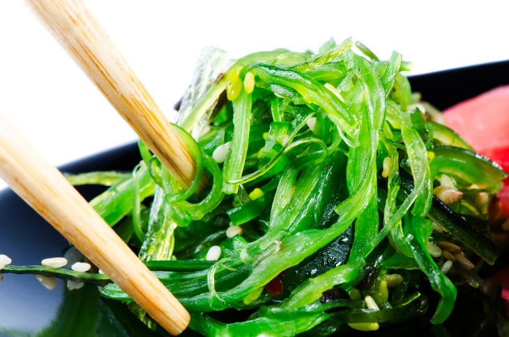 Seaweed Benefits