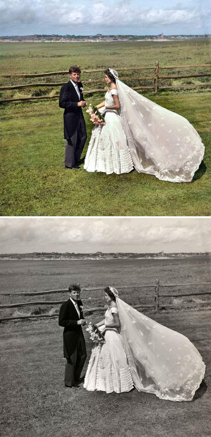 Colorized Photos