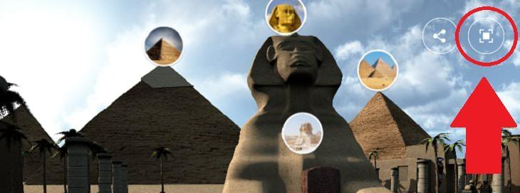 Egypt instructions