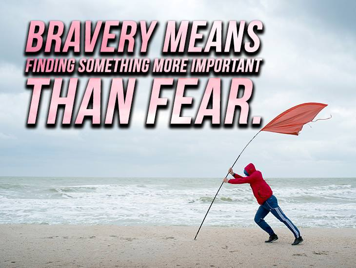 The Meaning Of Bravery