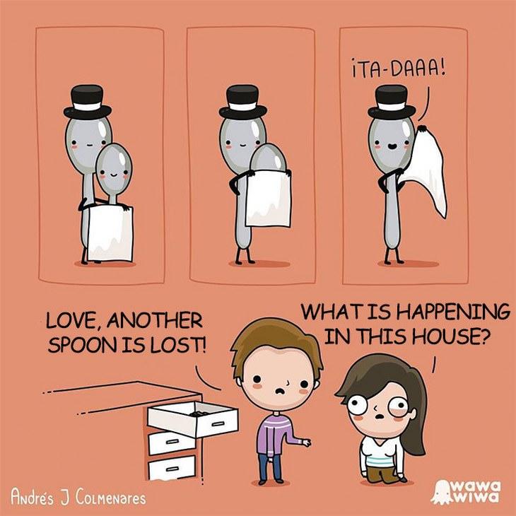 Very funny comic strips