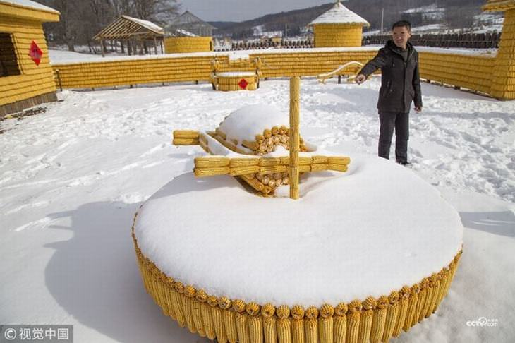 corn-cob-house-china