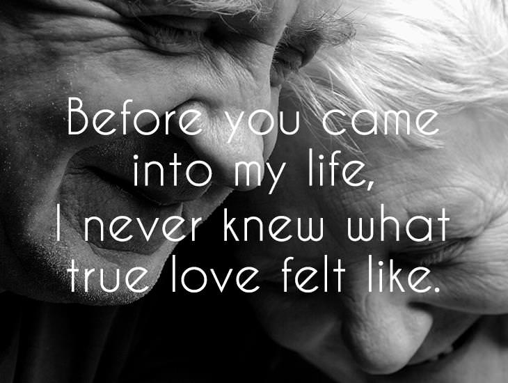 I Never Knew What True Love Felt Like.