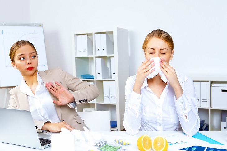 illness in winter
