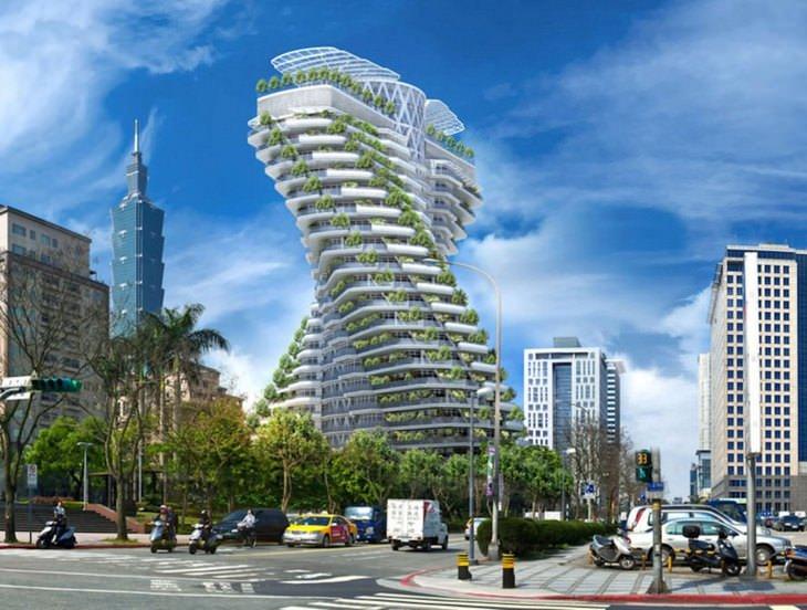 Towers: Agora Tower - Taipei Taiwan
