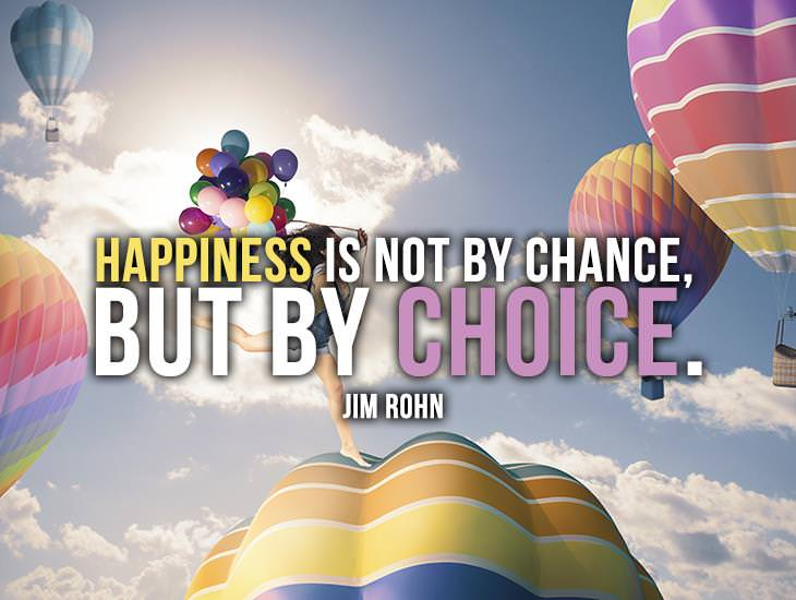 Happiness Is By Choice