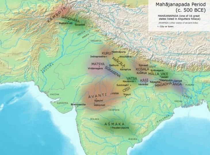 ancient kingdoms