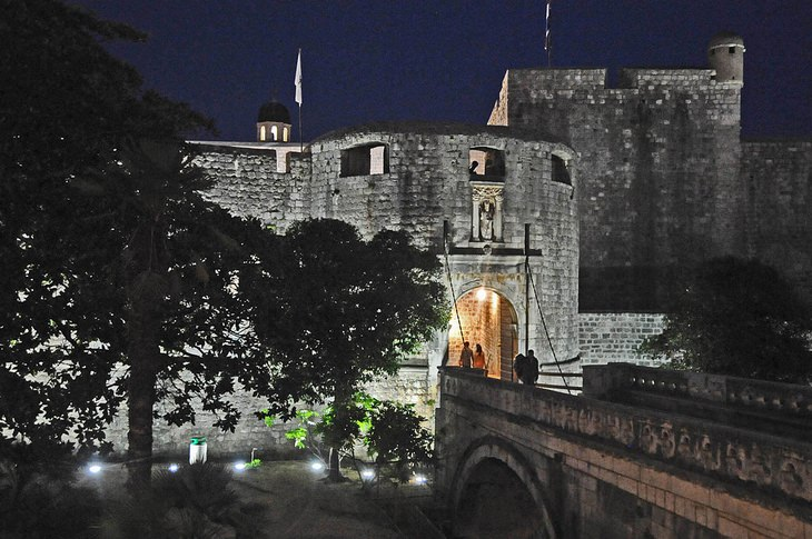 Dubrovnik Pile Gate