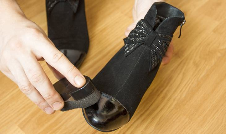 suede shoes tips