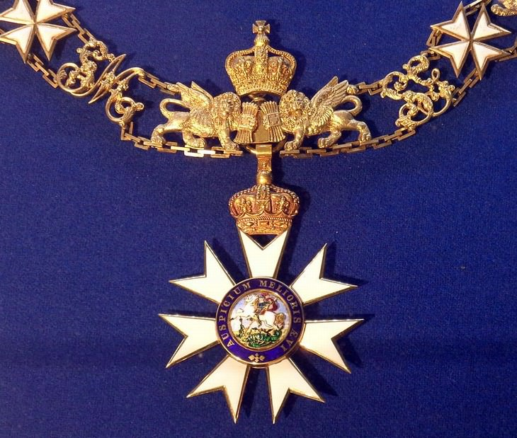 The British Honours System and Knighthood Explained st George and st michael
