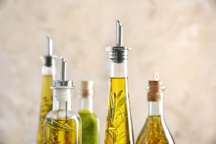 Cooking Oils For Every Task different oils