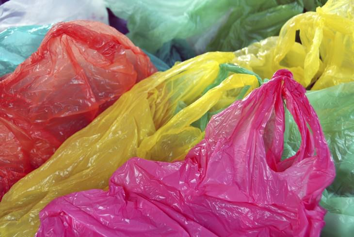 Decluttering Tips for the Home Plastic Bags