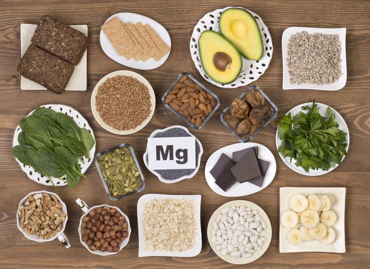 common nutrient deficiencies Foods rich in Magnesium