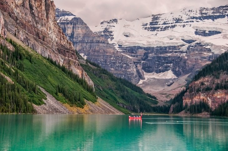 12 Least Densely Populated Places on The Planet Canada