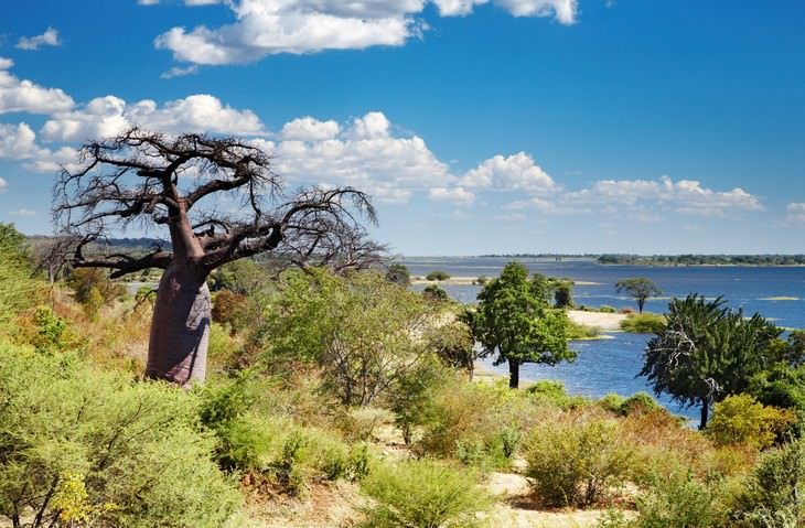 12 Least Densely Populated Places on The Planet Botswana