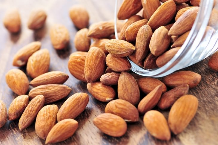 The 10 Healthiest Nuts Almonds