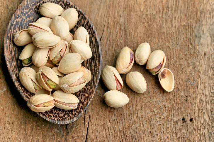 The 10 Healthiest Nuts Pistachio