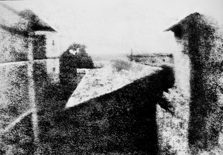 12 First Photos The Oldest Photo