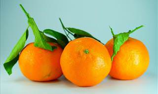 Health benefits of fruits: Tangerines