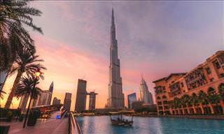 Unique buildings: Burj Khalifa