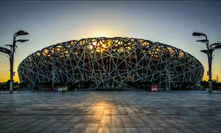 Unique buildings: Beijing National Stadium