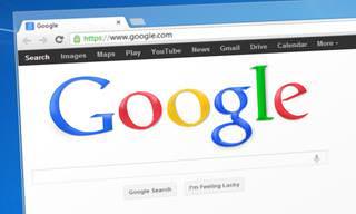 Internet Guide: google search tab