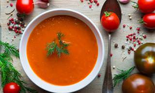 Delicious Soup Recipes