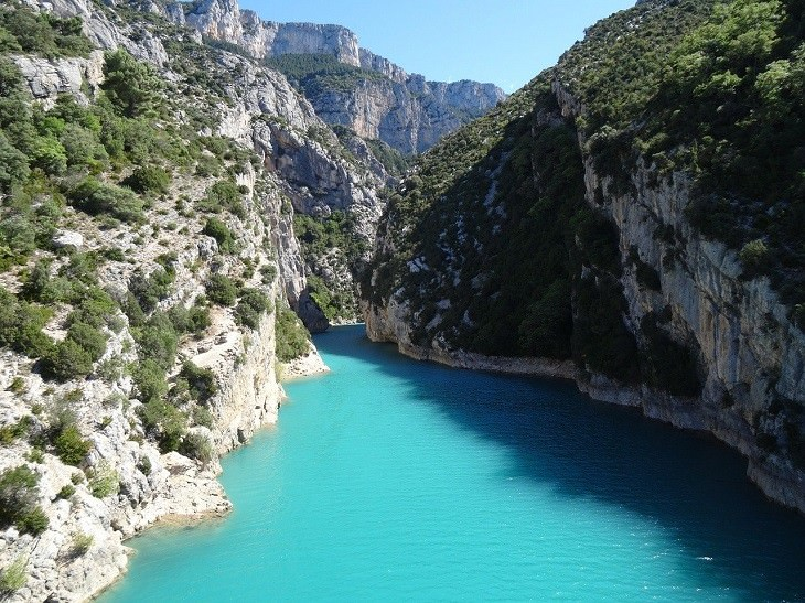 Wonders of Nature Verdon Gorge
