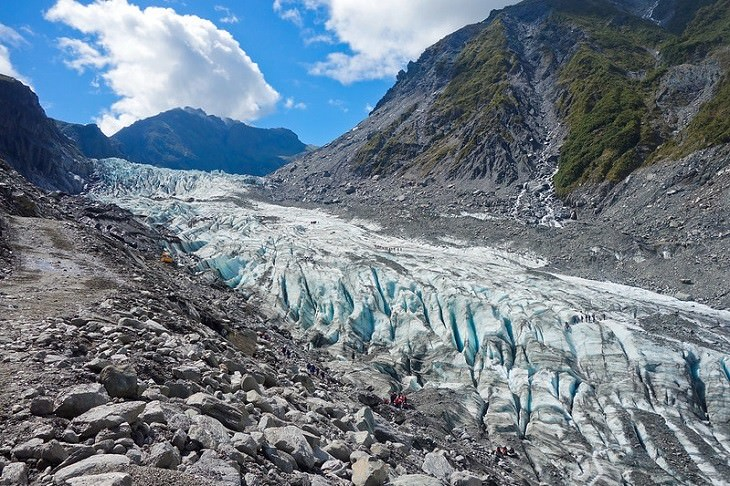 Wonders of Nature Fox Glacier