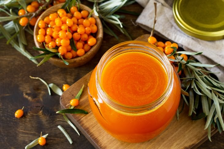 sea buckthorn health benefits sea buckthorn puree