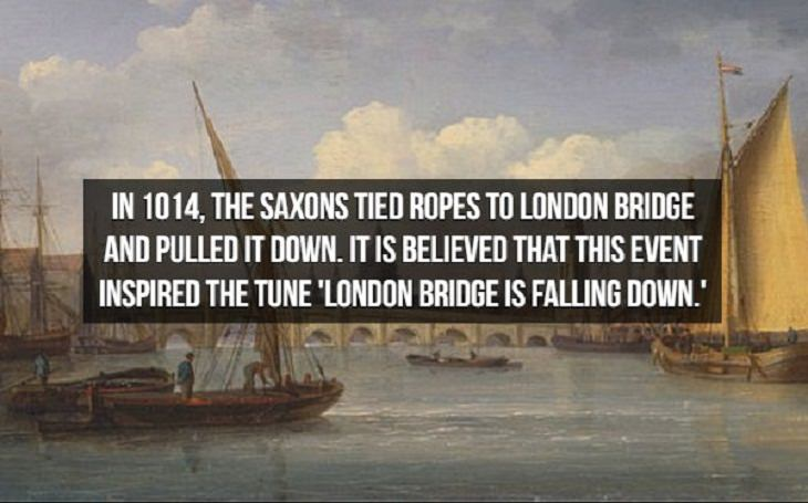 Middle Ages Facts London bridge