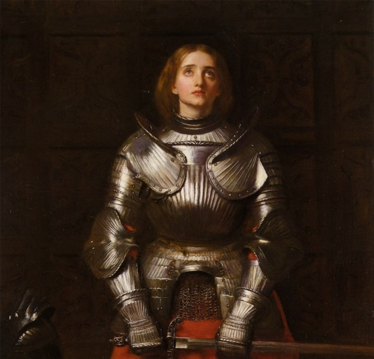 Greatest Female Warriors Joan of Arc
