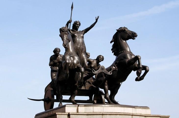 Greatest Female Warriors Boudicca