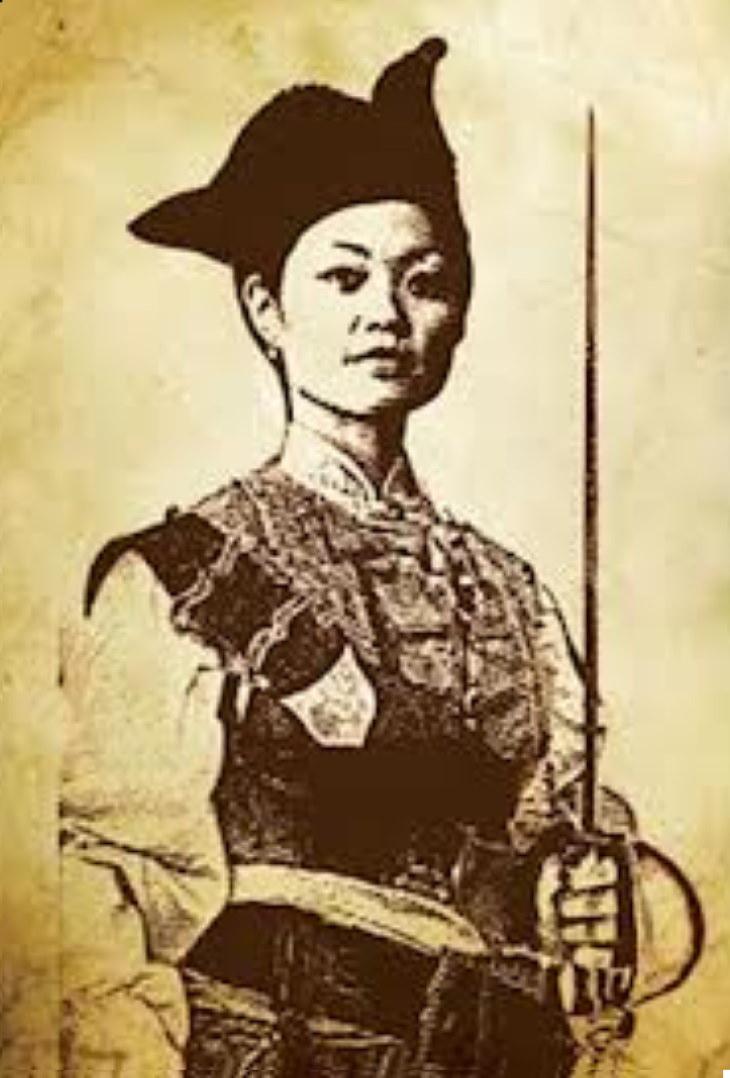 Greatest Female Warriors Ching Shih